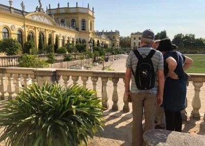 Am Kasseler Schloss
